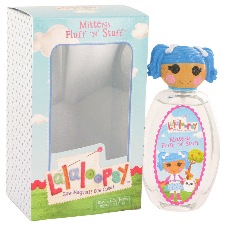 Lalaloopsy Eau De Toilette Spray (Mittens Fluff n Stuff) By Marmol & Son 3.4 oz Eau De Toilette Spray