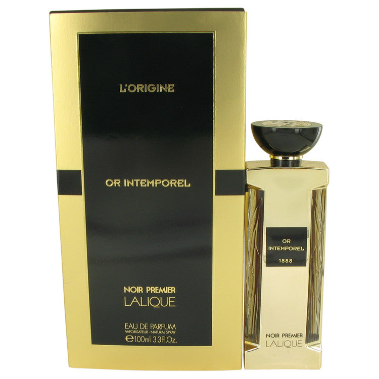 Lalique Or Intemporel Eau De Parfum Spray (Unisex) By Lalique 3.3 oz Eau De Parfum Spray