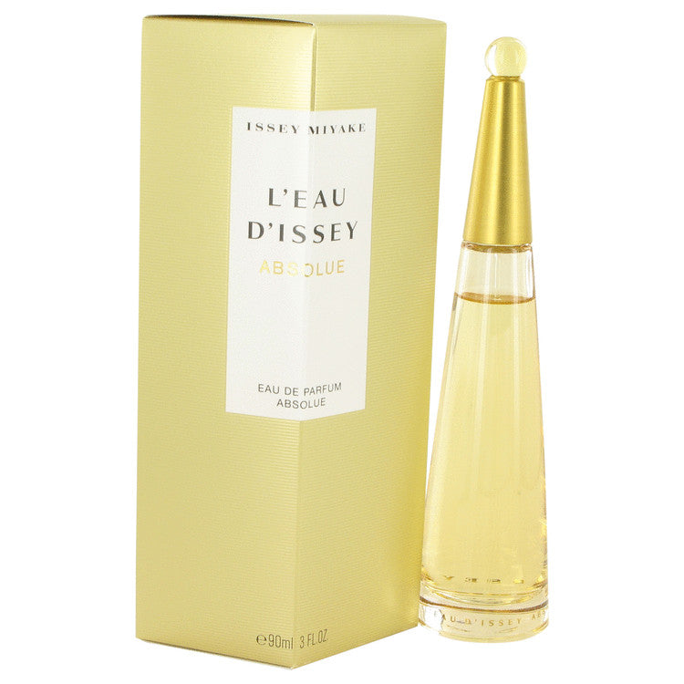 L'eau D'issey Absolue Eau De Parfum Spray By Issey Miyake 3 oz Eau De Parfum Spray