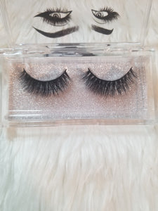 "L&L Flawless Premium Lashes, ""Goddess"""