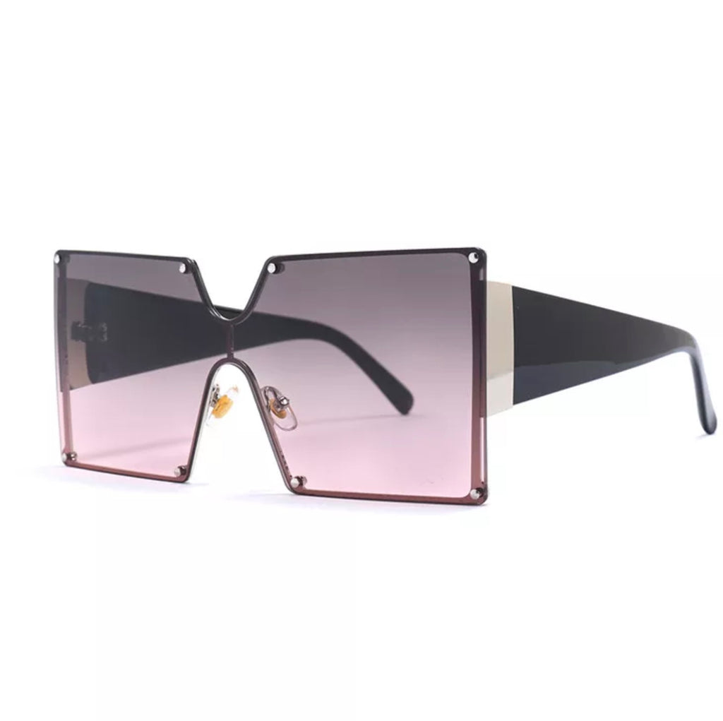 """MJB"" Big Frame Sunglasses"