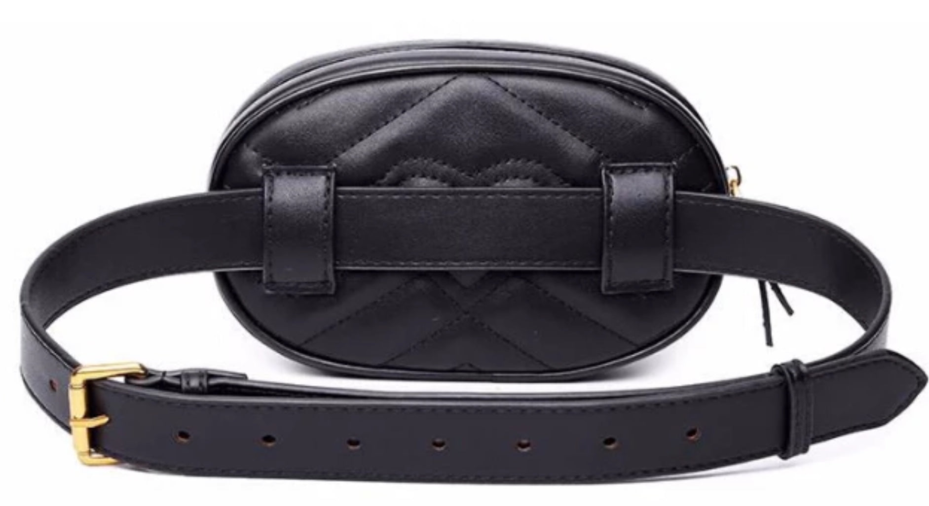 2-Way Fanny Pack (Black)