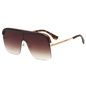 No Frame Windproof Sunglasses (Champagne)