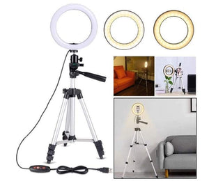 Ring Light Tripod Pre-Sale
