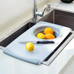 Multi-Functional 3 in 1 Chopping Board