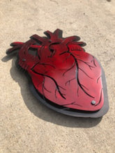 Load image into Gallery viewer, Anatomically Correct Heart - Woodpost Metalworks