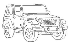 Load image into Gallery viewer, Jeep Wrangler - Woodpost Metalworks