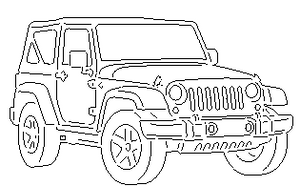 Jeep Wrangler - Woodpost Metalworks
