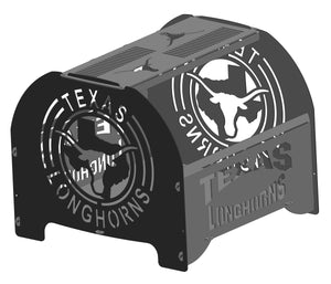 Longhorn Collapsible Firepit