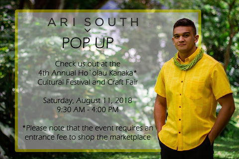 Ari South @ Ho`olau Kanaka Aug 11