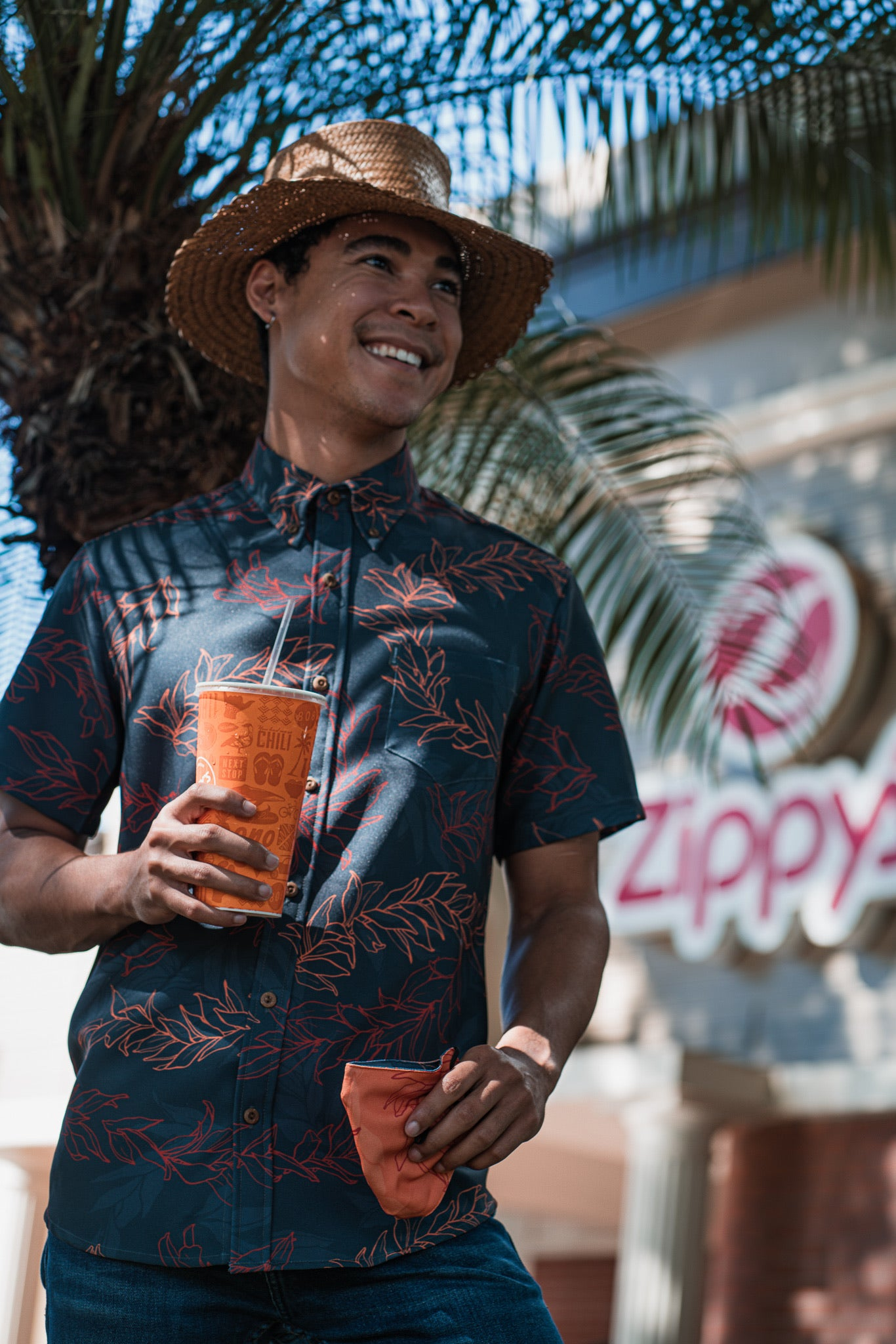Kaʻōpua Shirt | Zippy's x Ari South