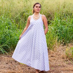 Palaka Nohopaipai Dress | Grey