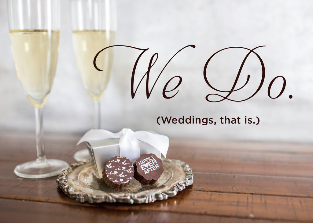 Weddings Celebrations Chouquette Chocolates