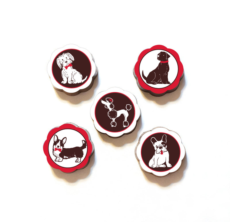We The Dogs Chocolates