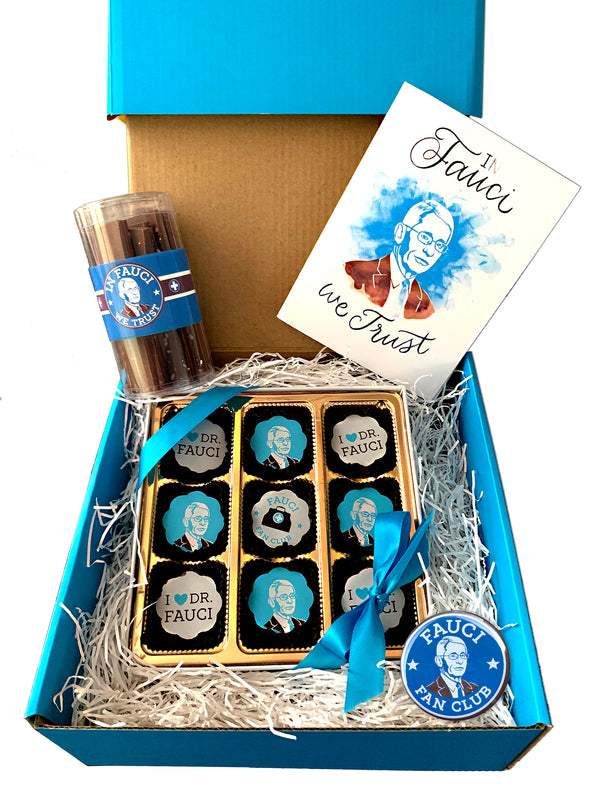Fauci Chocolate Gift Box