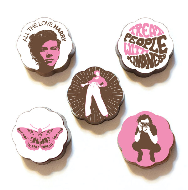 Harry Styles Fan Club Chocolates