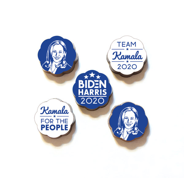 Kamala Harris VP Chocolates.