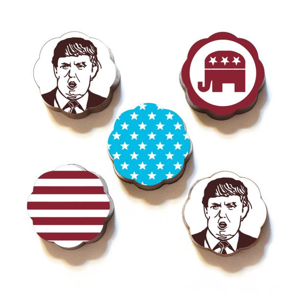Donald J. Trump Chocolates