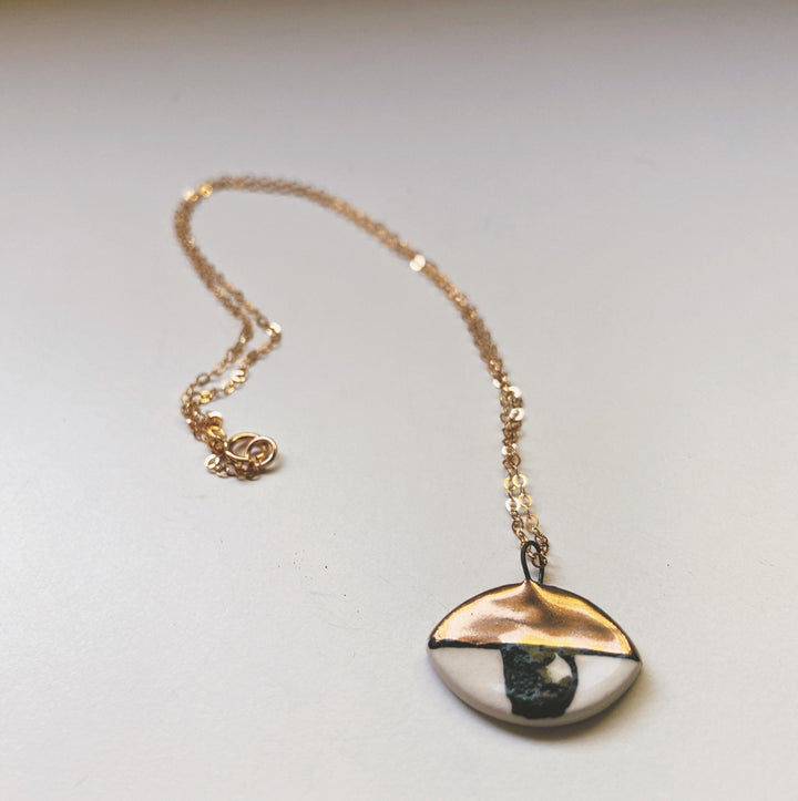 eyeoneye necklace - gloriafaye