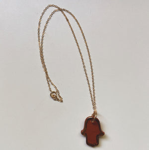 Strange Darling necklace - gloriafaye