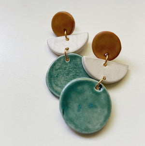 YOUTH- Statement Earrings - gloriafaye
