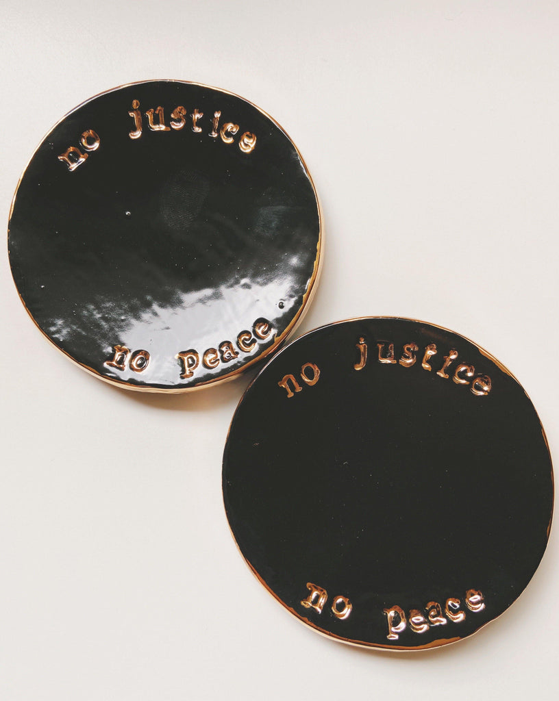 No Justice No Peace - gloriafaye