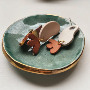 ceramic trinket dish