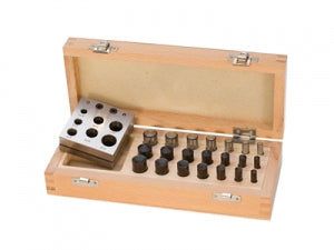 21 PC DELUXE DISC AND DOMING SET-Transcontinental Tool Co
