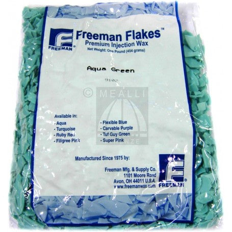 FREEMAN INJECTION ACCU FLAKES- AQUA-Transcontinental Tool Co