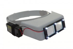 QUASAR LED LIGHT ATTACHMENT FOR OPTIVISOR-Transcontinental Tool Co