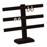 3-BAR EARRING STAND/DISPLAY (12 PR.)-Transcontinental Tool Co
