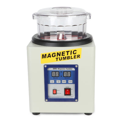 MAGNETIC TUMBLER 110V-Transcontinental Tool Co