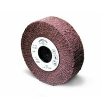 ALUMINUM OXIDE FLAP WHEELS - COARSE-Transcontinental Tool Co