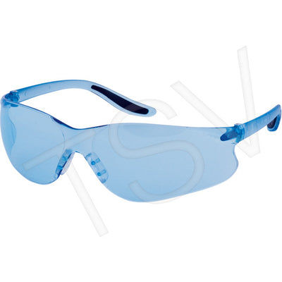 EYEWEAR Z500 SERIES BLUE FRAME LENS-Transcontinental Tool Co