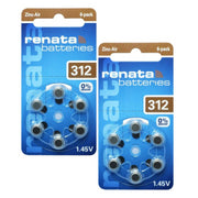 RENATA MARATONE ZA312 BATTERY (6)-Transcontinental Tool Co