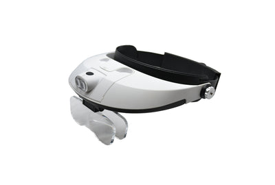 HEADBAND MAGNIFIER LED ILLUMINATION-Transcontinental Tool Co