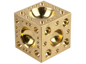 "DOMING BLOCK BRASS 2""-Transcontinental Tool Co"