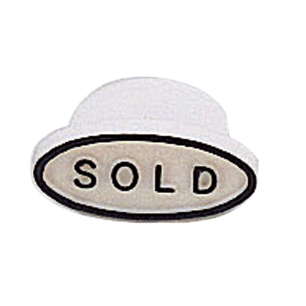 OVAL SOLD TAG 100PC-Transcontinental Tool Co