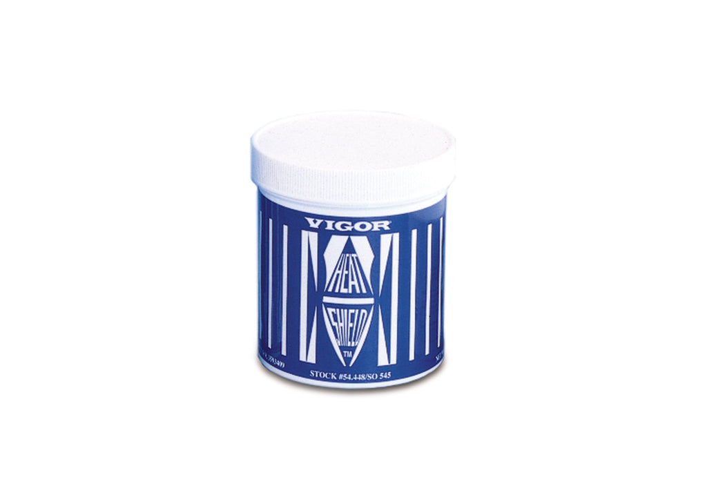 HEAT SHIELD VIGOR 16 OZ JAR-Transcontinental Tool Co