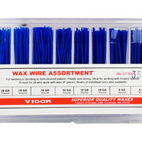WAX WIRE ASSORTMENT - ROUND-Transcontinental Tool Co