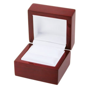 ROSEWOOD SINGLE RING BOX 1 PC-Transcontinental Tool Co