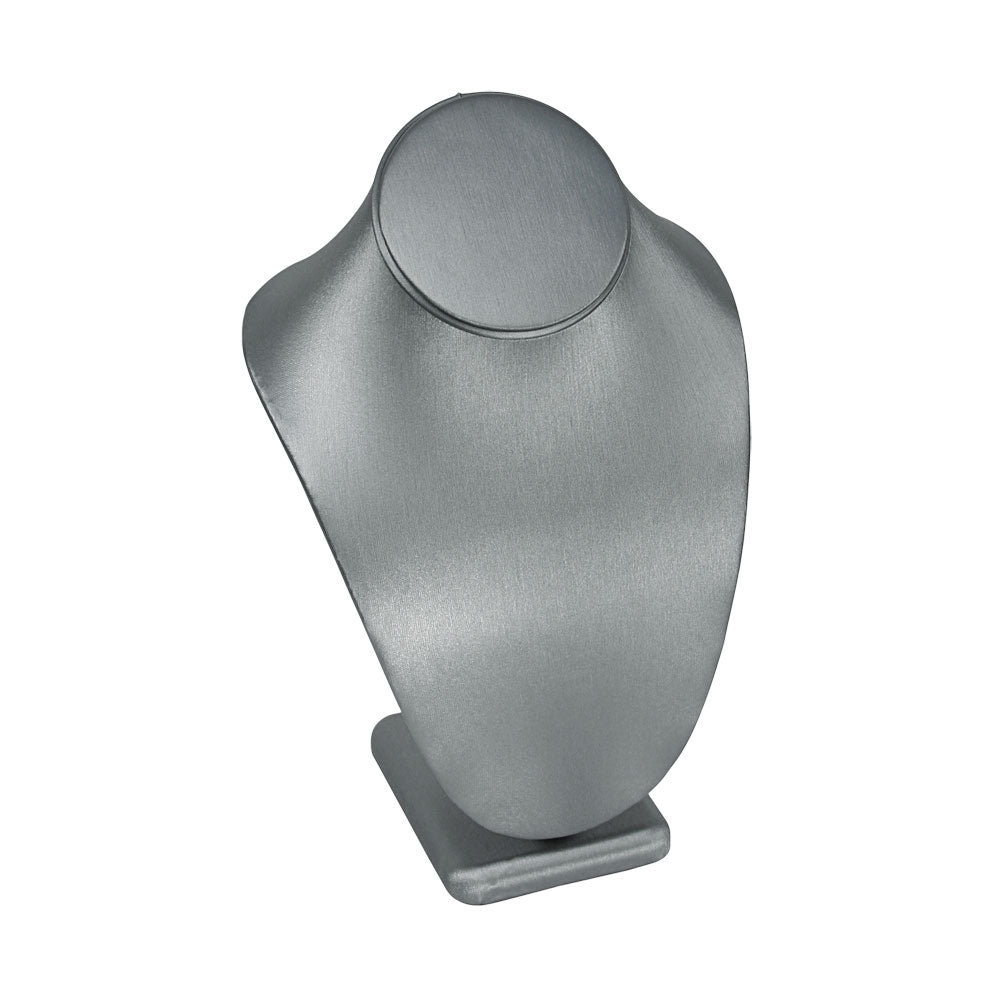 "MEDIUM STANDING NECK BUST STEEL GREY 10""-Transcontinental Tool Co"