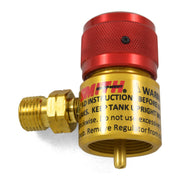 "DISPOSABLE FUEL REGULATOR - TANK ""B"" FITTING - SMITH-Transcontinental Tool Co"