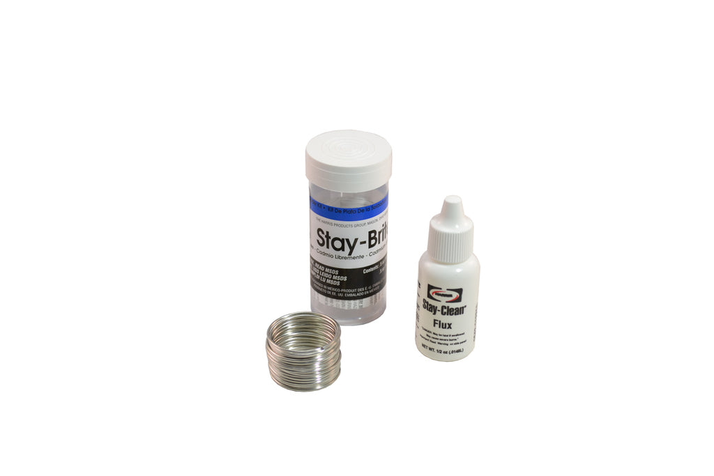 STAYBRITE KIT SOLDERING KIT-Transcontinental Tool Co