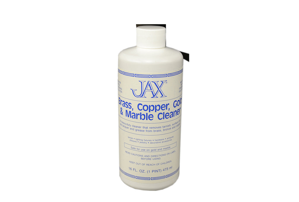 JAX GOLD/MARBLE/COPPER/BRASS CLEANER-Transcontinental Tool Co