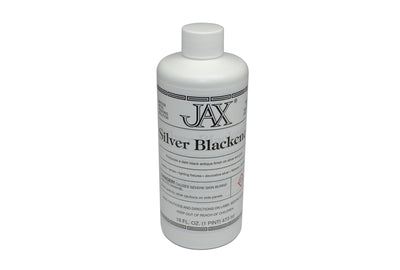 JAX SILVER BLACKENER - 1 PINT-Transcontinental Tool Co