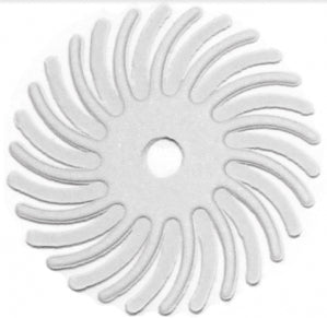"3M RADIAL BRISTLE DISC 3/4"" 120G WHITE (6PCS)-Transcontinental Tool Co"