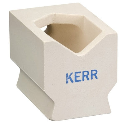 12 OZ CLAY KERR CRUCIBLE-Transcontinental Tool Co