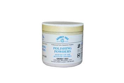 RUBY POLISHING POWDER 1/2 LB-Transcontinental Tool Co