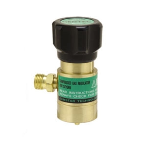 DISPOSABLE OXYGEN REGULATOR - GENTEC-Transcontinental Tool Co